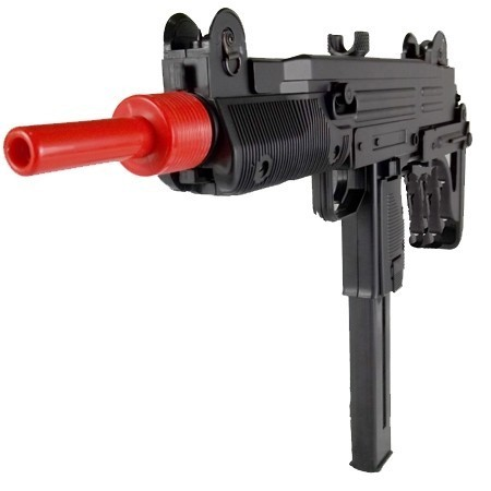 Well D91 UZI SMG AEG AIRSOFT Full Auto Electric AEG Sub Machine Gun