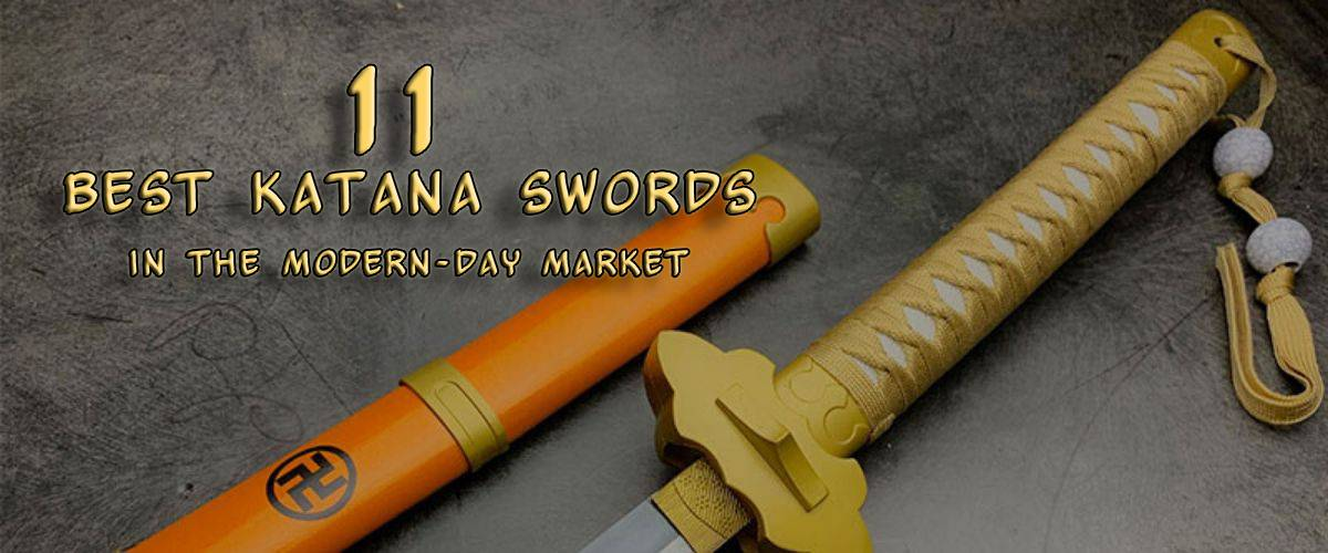 best katana swords