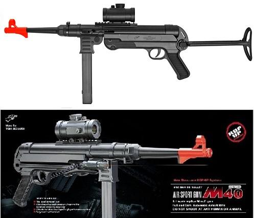 M40 WWII Spring Airsoft Machine GUN Rifle Airsoft GUN