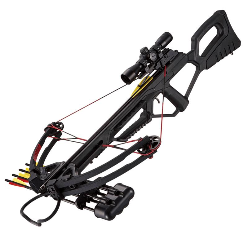 Valiant Sniper Compound Rifle Crossbow 185 lbs