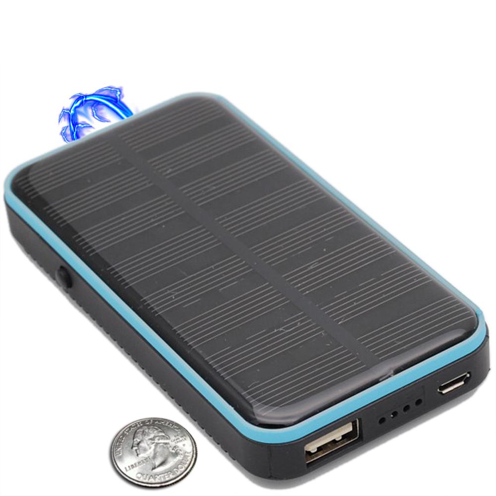 Solar Rechargeable Stun Gun