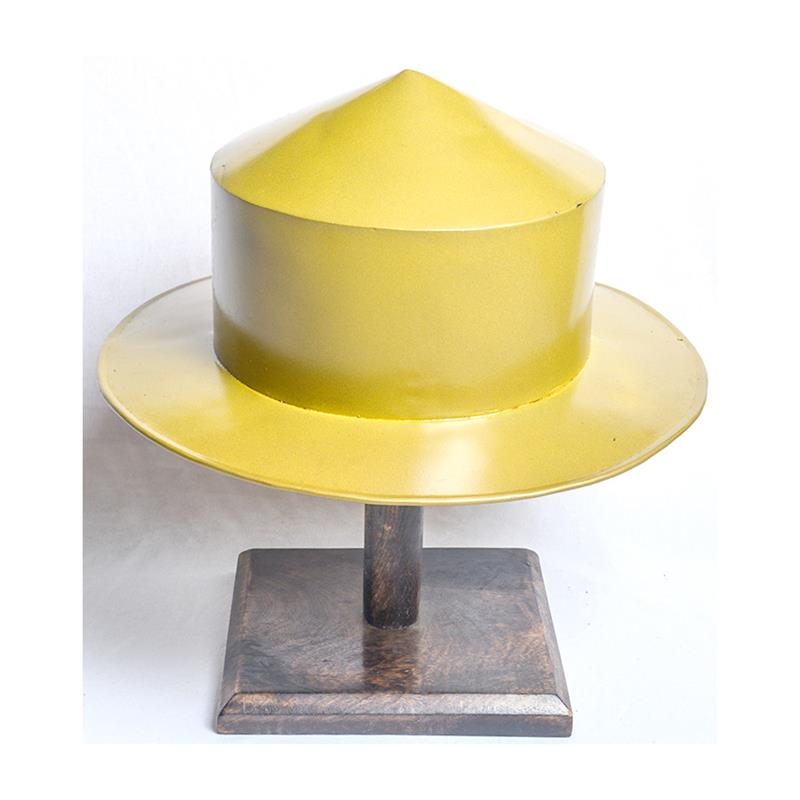 cattle hat helmet with stand