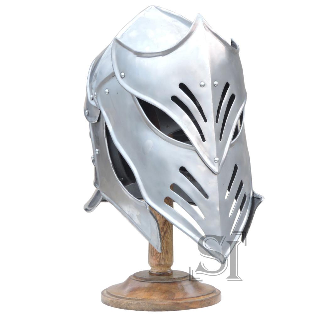 steel armageddon helmet