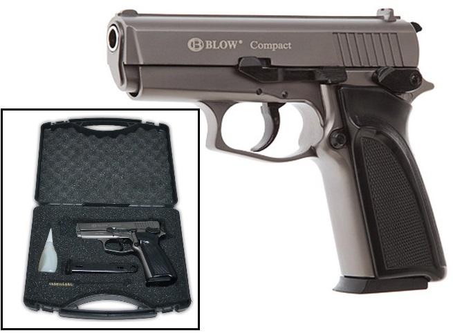 Blank Pistol
