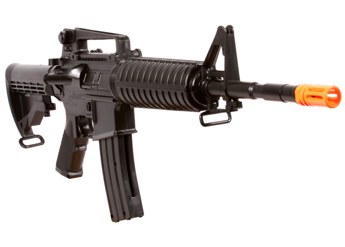 Colt DPMS M4A1 FPS-352 Spring Airsoft Rifle Officially licensed Gun