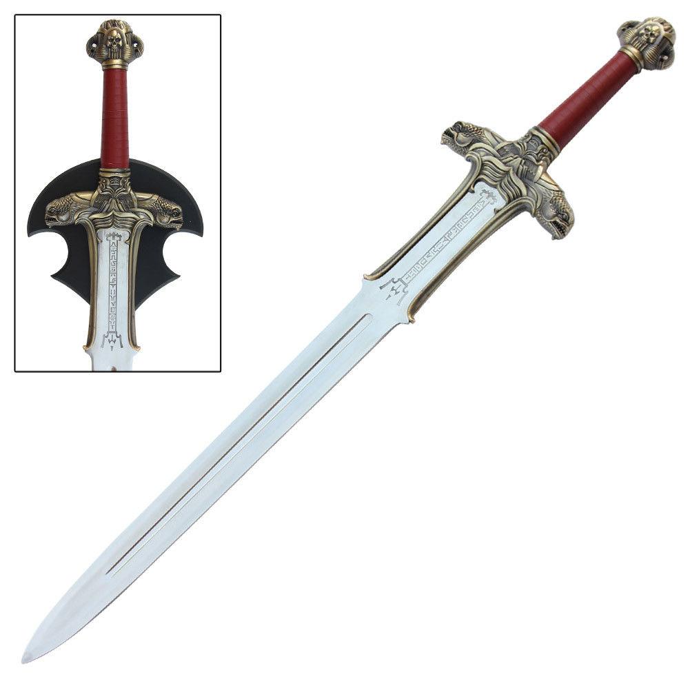 barbarian conan sword