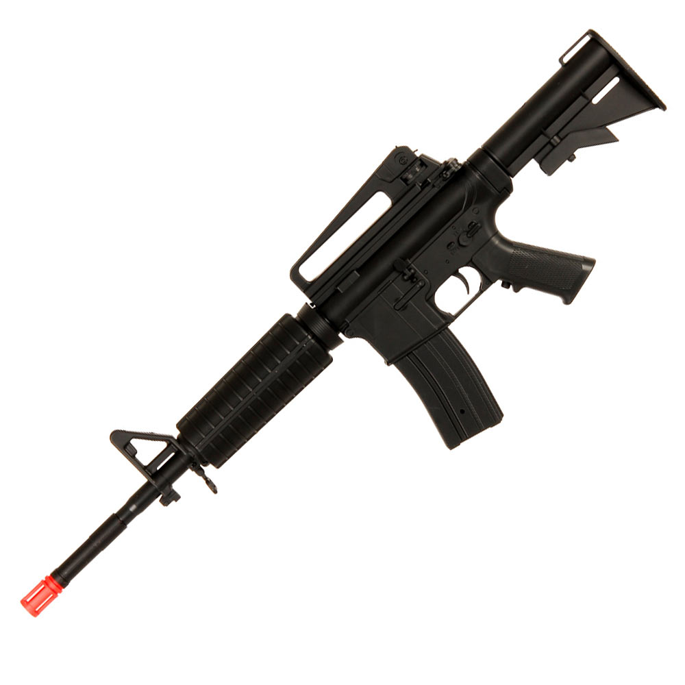 D94 M16 Electric Full/Semi Automatic Airsoft Rifle AEG M4 Gun