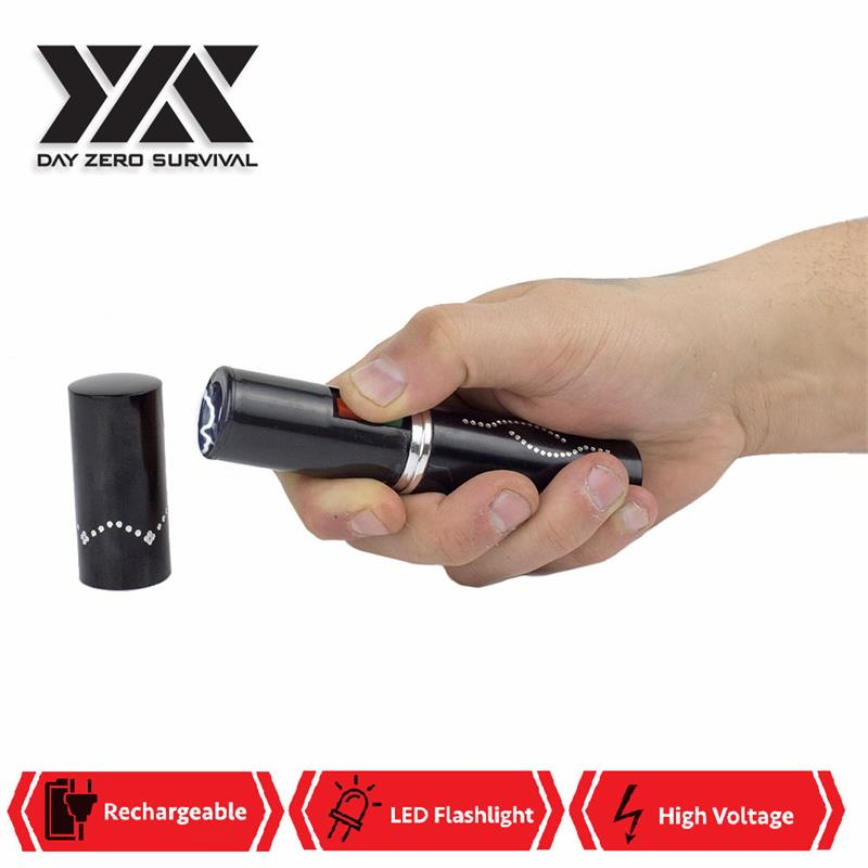 Lipstick 2.5 Million Volt Stun Gun