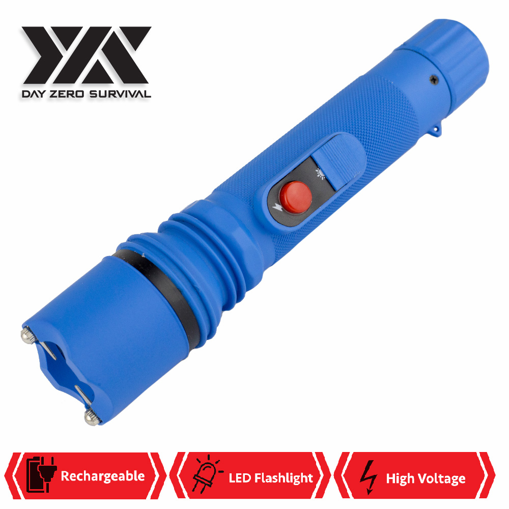 flashlight stun guns