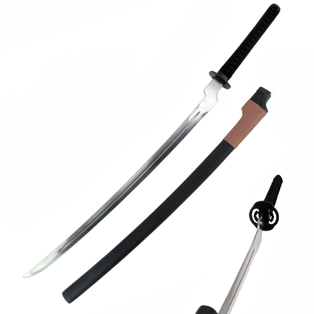 "44.5"" Saya Otonashi The Bloodied Sword Samurai Katana Anime Weapon"
