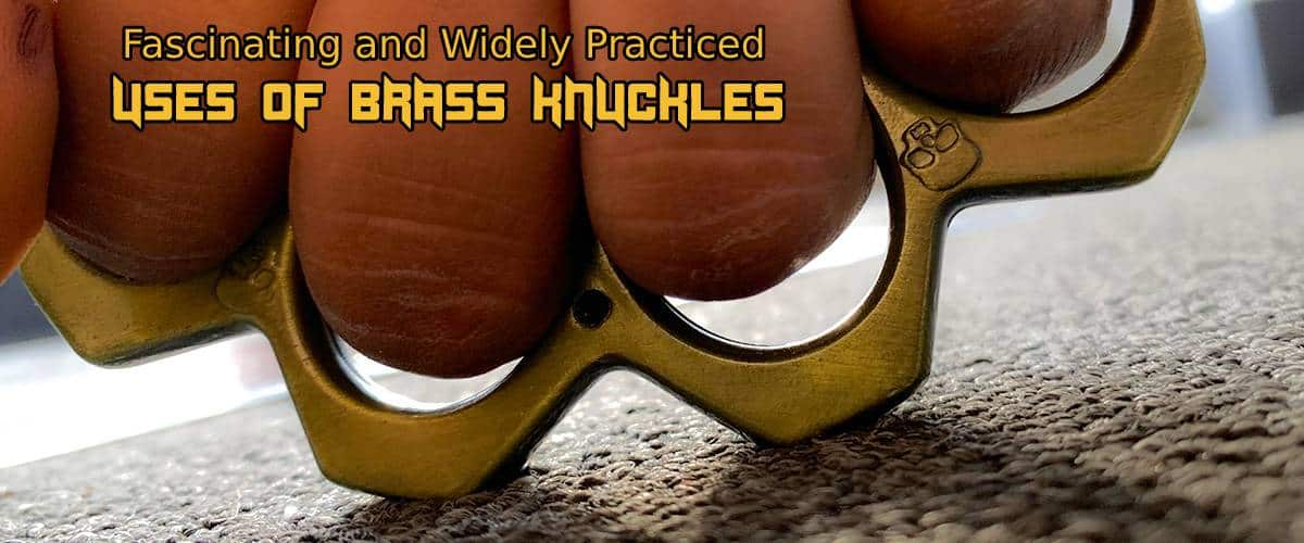 Uses of Brass Knuckles