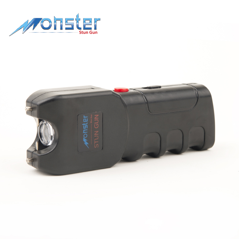 Ultra Powered 15 Million Volt Rechargeable Stun Gun