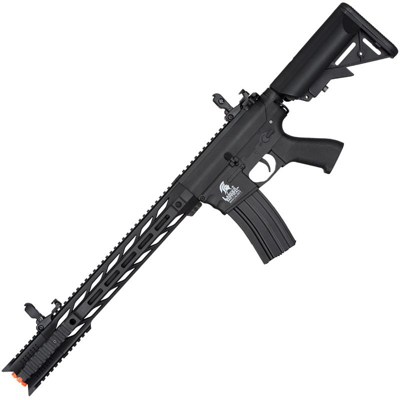 Tactical Gen 2 Interceptor SPR Automatic M4 Airsoft Rifle