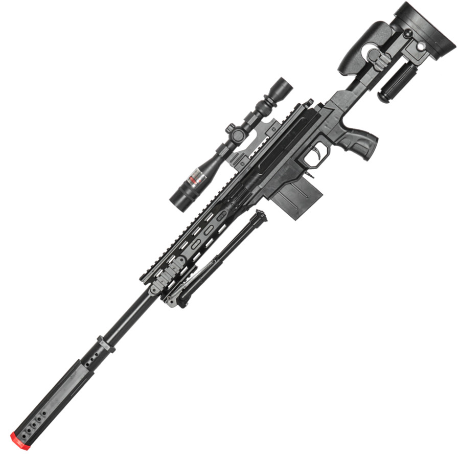P2668 Tactical Spring Airsoft Sniper Rifle