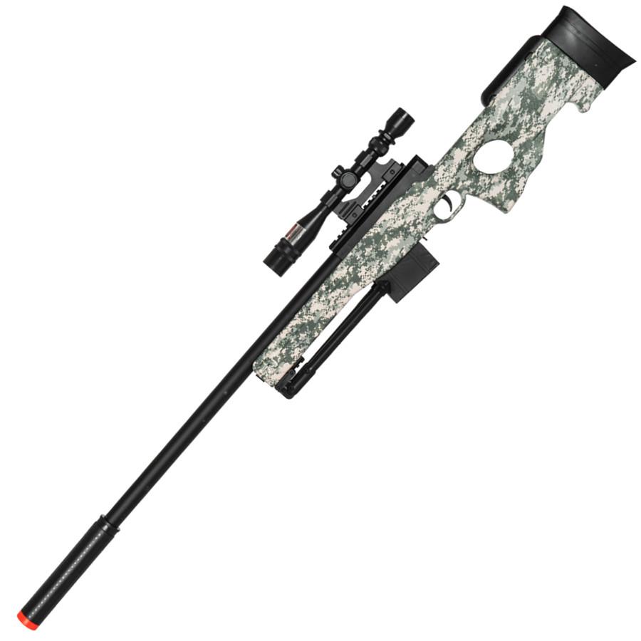 Airsoft Sniper Rifle L96 Gun MK13 MOD L96A1