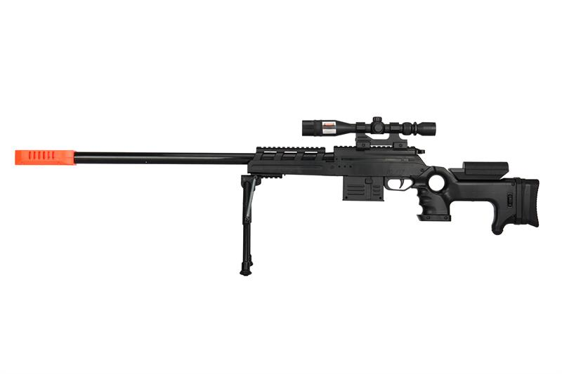 P2777 Model Semi-Auto Spring Airsoft Sniper Rifle