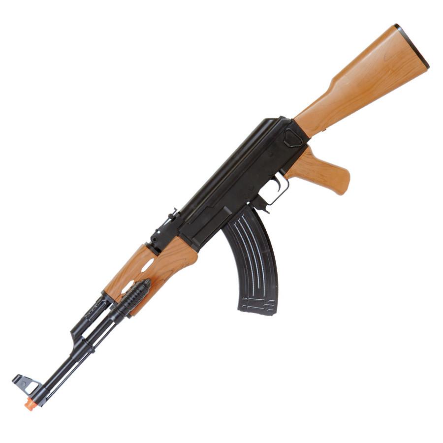 Spring AK47 Assault Airsoft gun