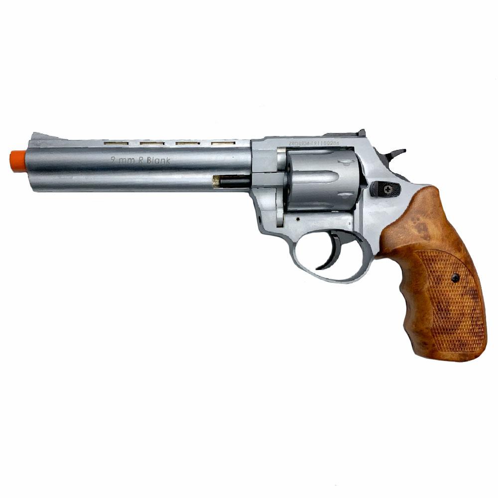 Front Firing Blank Gun Revolver