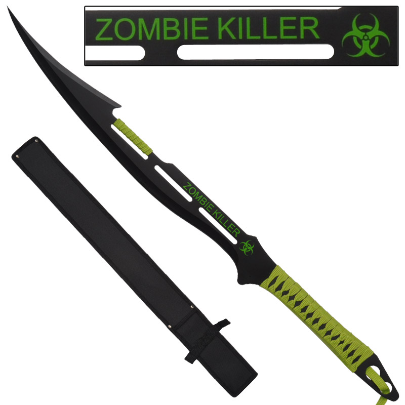 zombie killer decapitator sword
