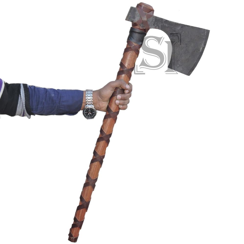 Fully Functional Viking Beard Axe
