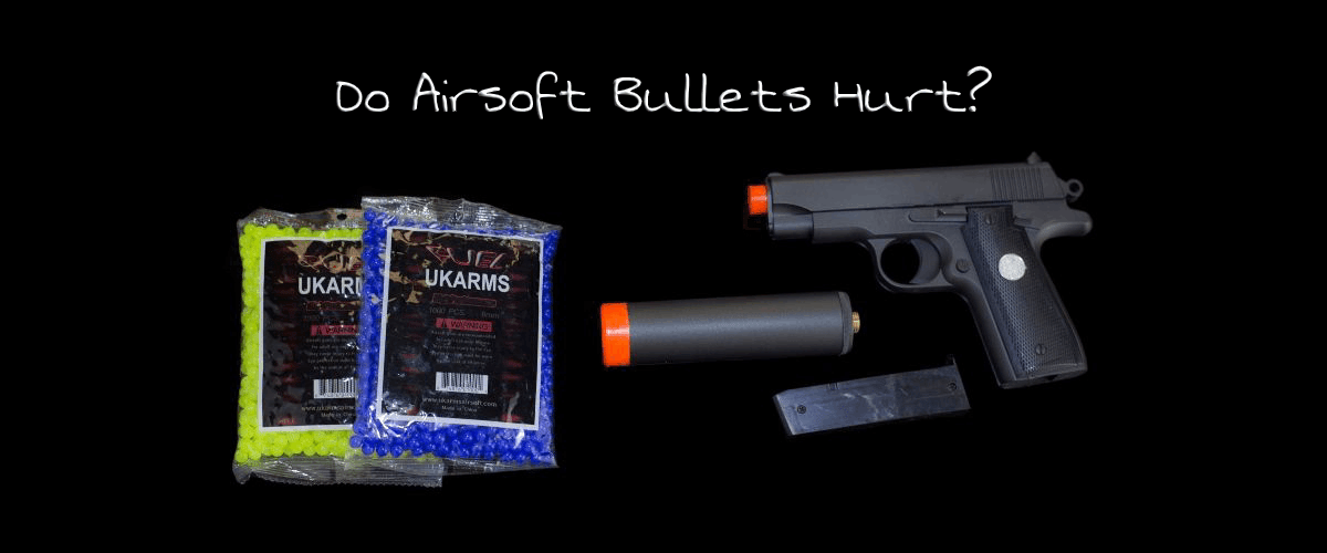 airsoft guns bullets