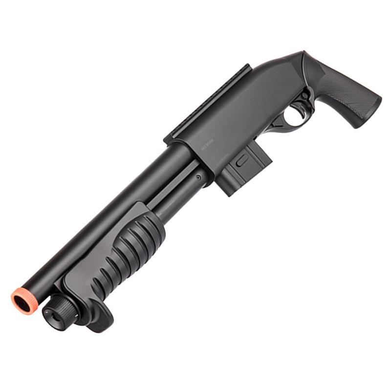 Double Eagle M401 Spring Shotgun Airsoft Gun FPS 335