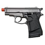 Zoraki Front Fire Fume Finish M914 Full Auto 9mm Blank Gun Machine Pistol