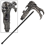 Galaxy Cyborg Alien Walking Cane
