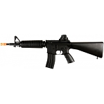 Well Airsoft M4 AEG Carbine Assault Rifle Fixed Stock