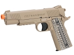 COLT M45A1 CO2 Powered Metal Slide M1911 Airsoft Pistol FPS-328
