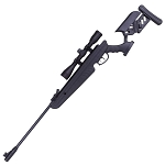 Swiss Arms TG-1 .177 cal Break Barrel Airgun Rifle with 4x40 Scope