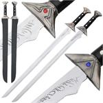 Icingdeath Twinkle Drizzt Do'Urden Sword Set of 2