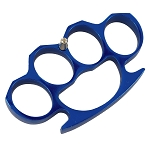 Blue Heavy Duty Buckle Knuckles Paperweight Accessory