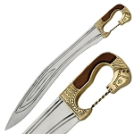Falcata Steel Delus Warrior Sword