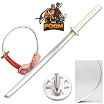 The Sword of Rukia Kuchiki Foam LARP Cosplay Roleplay Costume Prop