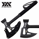 DZS Multi Tool Hammer Axe Utility Tactical Survival Hatchet 17