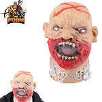 Bloody Zombie Scary Mask For Cosplay Halloween Masquerade
