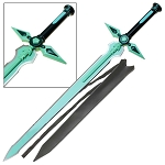 Kiritos Dark Repulser SAO Sword With Scabbard