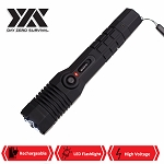 DZS Tactical Stun Gun with LED Flashlight