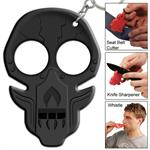 Death Bed Uprising Zombie Emergency Key Chain