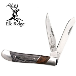 Elk Ridge 2 Bladed Trapper Folder Knife
