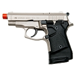 Zoraki Front Firing M914 Satin Finish 9mm Blank Gun Pistol