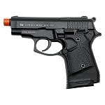 Zoraki Front Fire Black M914 Full Auto 9mm Blank Gun Machine Pistol