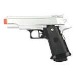 Galaxy G10S Full Metal Silver Spring 1911 Airsoft Pistol
