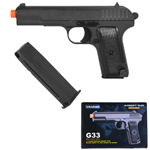 G33 Full Metal Military Airsoft Spring Pistol Hand Gun 8