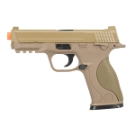 G53 Metal Slide Full Size Airsoft Spring Pistol Dark Earth 220 FPS