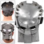 Fantasy Predator Warrior Movie 20g Costume Re-enactment Battle Mask