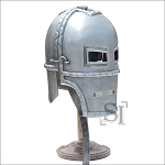 Mark I Iron Helmet With Stand - 18 Gauge Steel