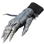 Functional Articulated Gauntlet Of The Dark Lord