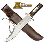 The Alamo Movie Jim Bowie Collector Bowie Knife 17 1/2